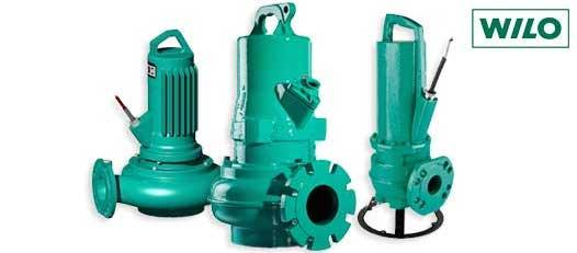 wilo-pumps-mader electric motors